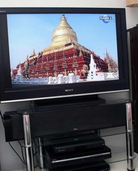 Téléviseur LCD Plasma SONY 102 cm