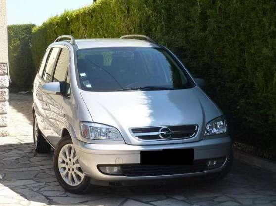 Opel Zafira 2.2 16s dti 125 disneyland