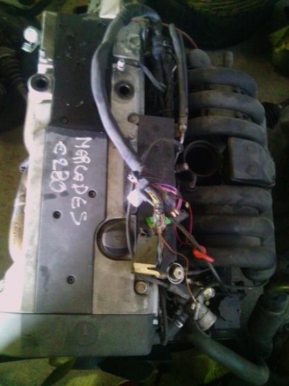 Annonce occasion, vente ou achat 'moteur e280'