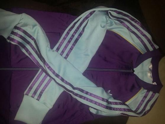 Annonce occasion, vente ou achat 'veste adidas'