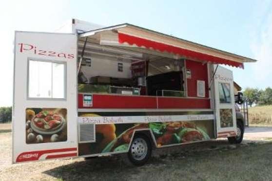camion pizza professionnels snack mende reference pro. Black Bedroom Furniture Sets. Home Design Ideas