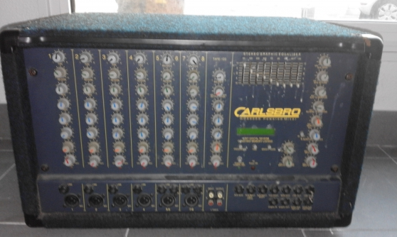 Combo Carlsbro GD 6000 S