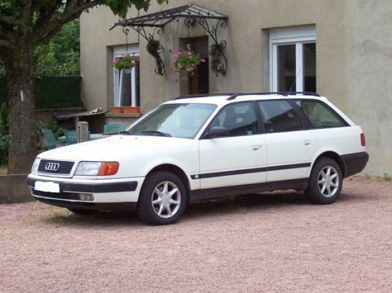Audi 100 Avant 2,5 L - TDI (C4)