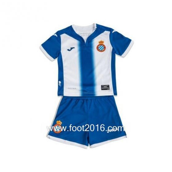 maillot Espanyol domicile 2016-2017 enfa