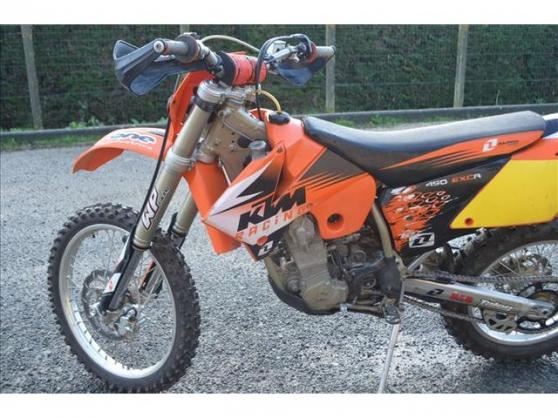 Annonce occasion, vente ou achat 'ktm sx 125cc cross'