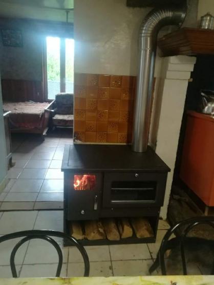 cuisinière a bois  neuf - Annonce gratuite marche.fr