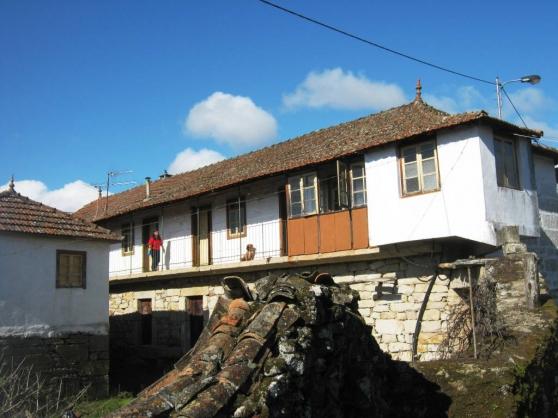 Maison ancienne au nord du Portugal