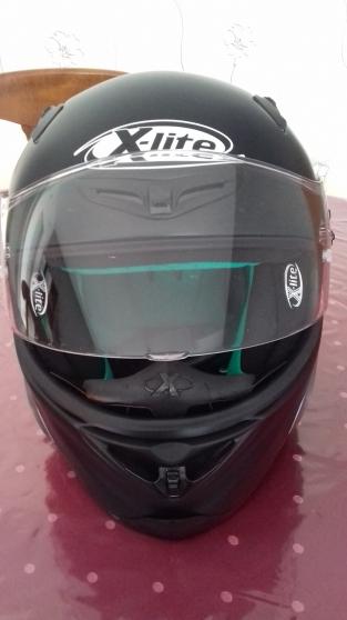 Annonce occasion, vente ou achat 'casque moto NOLAN X-LITE X802 RR start'