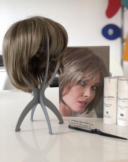 Annonce occasion, vente ou achat 'Perruque prothèse capillaire'