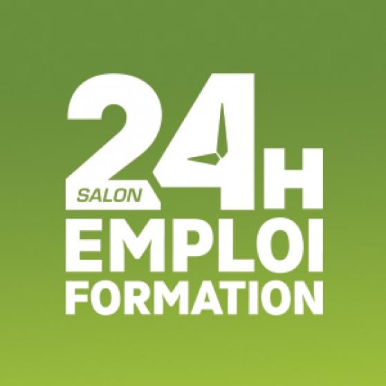 24h pour l'emploi et la formation rouen - Annonce gratuite marche.fr