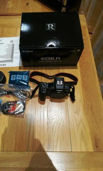 Boitier Hybride Canon EOS-R 30.3 Mgp