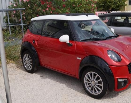 Annonce occasion, vente ou achat 'Chatenet ch26 decouvrable voiture sans p'