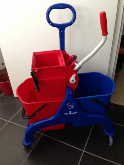 Chariot de lavage