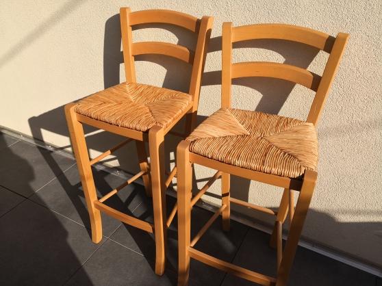 Annonce occasion, vente ou achat 'chaises de cuisine hautes'