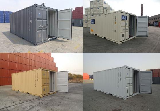 Containers ISO Maritimes et Frigorifique