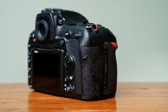 Annonce occasion, vente ou achat 'Appareil photo numérique Nikon D850'