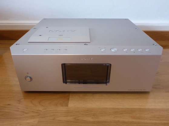 Sony scd-1 CD Player