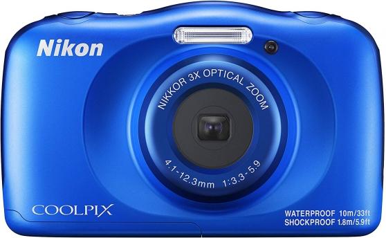 Annonce occasion, vente ou achat 'Nikon Coolpix W150 Bleu'