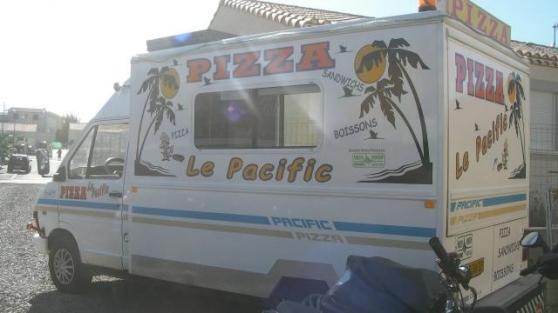 Camion pizza snack auto renault salon de provence reference aut ren cam petite annonce - Camping car salon de provence ...