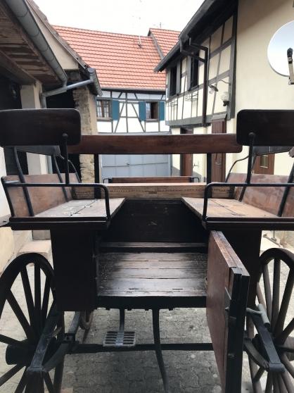 Calèche 6 places restaurée - Photo 3