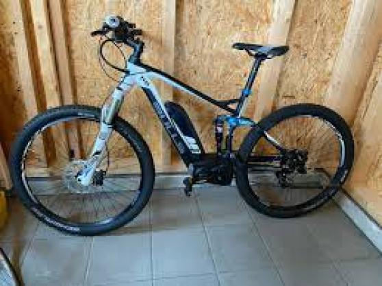Bulls E-Bike SIX50 E FS 3 RSI-500 27,5