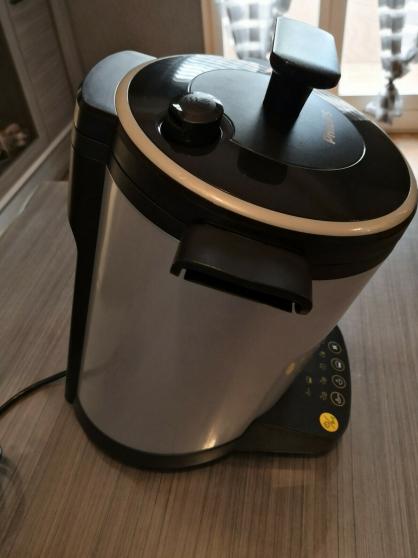 Annonce occasion, vente ou achat 'Robot cuiseur'