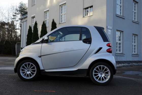 Smart Fortwo coupe CDI 2008