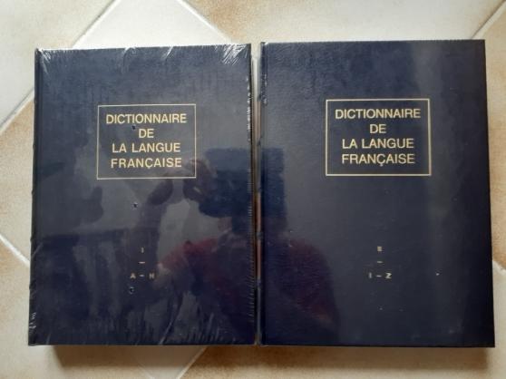 dico de la langue Française éd Bordas