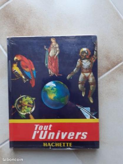 Annonce occasion, vente ou achat 'encyclopédie Tout l\'univers en 21 volume'
