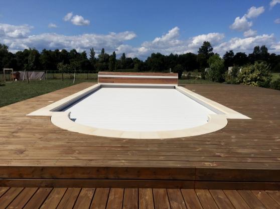 Volet de piscine L3000mm x 4000mm - Photo 2