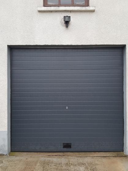 Porte de garage sectionnelle 2m 2m - Photo 2