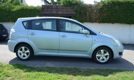 Toyota Corolla Verso D4-D Techno