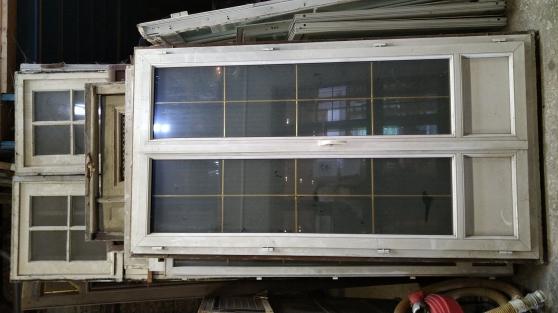 Fenêtres /Portes fenêtres /Baies vitrées