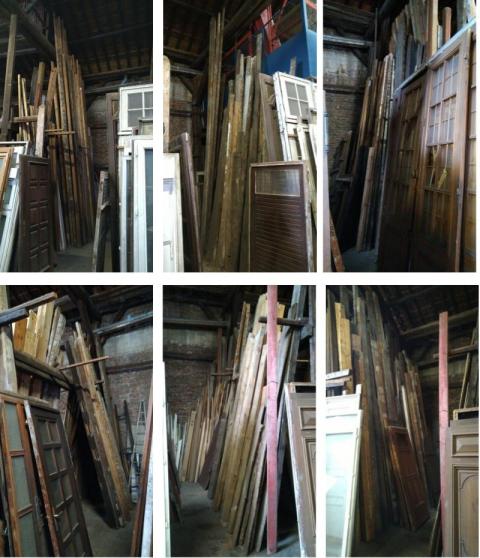 Annonce occasion, vente ou achat 'Poutres en bois - divers dimensions'