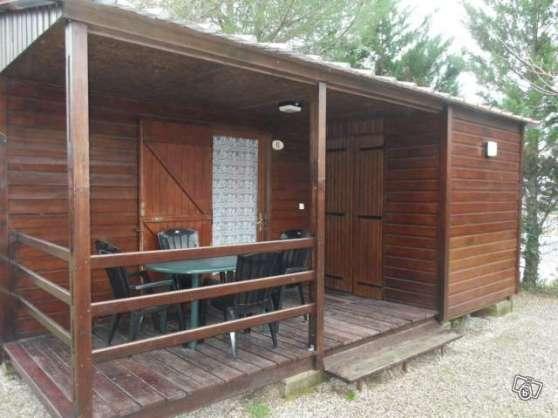 Chalet en bois immobilier a vendre mobil home chalets verreries de moussans reference imm - Chalet de jardin occasion a vendre ...