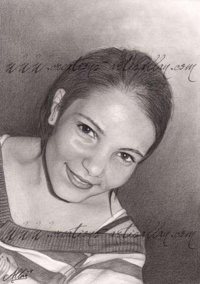Annonce occasion, vente ou achat 'Portrait - Peinture - Dessin'