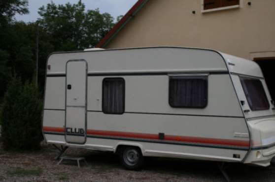 Caravane burstner 4 5 places - Caravane 5 places lits superposes ...