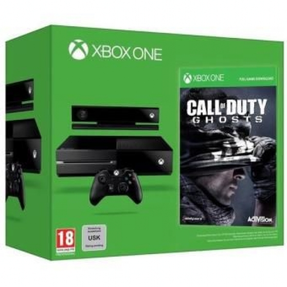 Pack XBOX One comme neuf avec facture et
