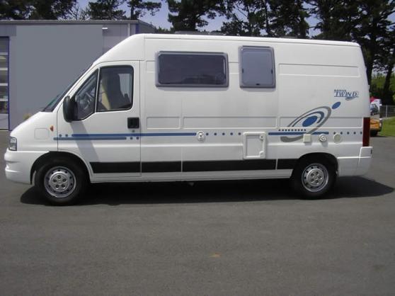 fiat ducato adriatik twin 2 8l jtd caravanes camping car camping car antras reference car. Black Bedroom Furniture Sets. Home Design Ideas