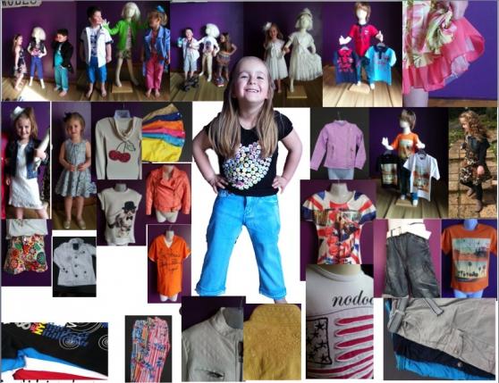 Annonce occasion, vente ou achat 'LOT VETEMENTS ENFANT'
