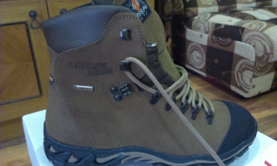 Annonce occasion, vente ou achat 'CHAUSSURES GORE TEX'