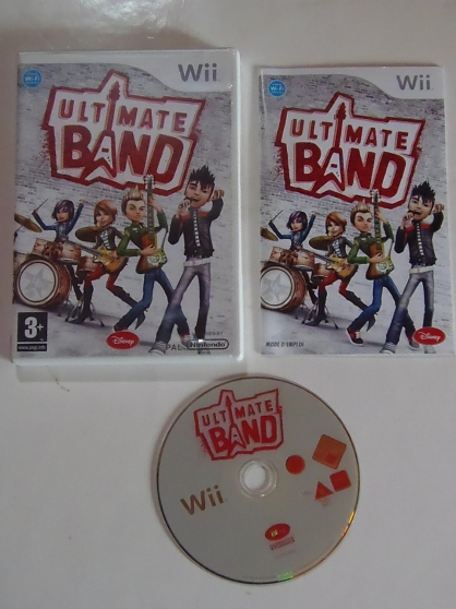 Jeu WII Ultime Band (3+)