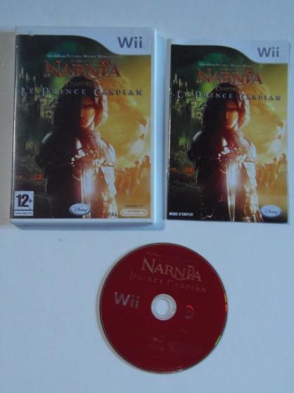 WII Narnia Chap 2 Le Prince Caspian (12+