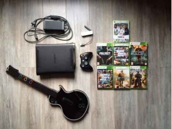 Xbox 360 Elite noir 250 GB