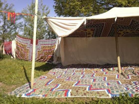 Tente du Sarhara