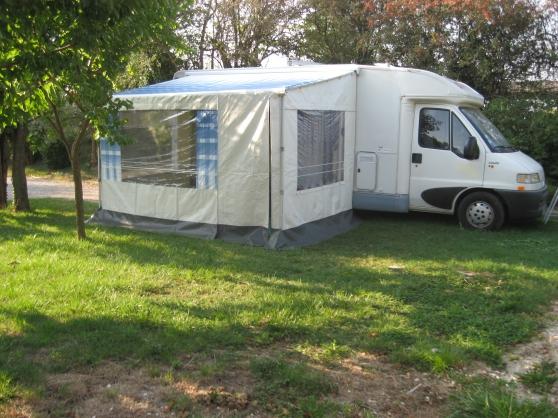 Annonce occasion, vente ou achat 'camping car FIAT DUCATO'