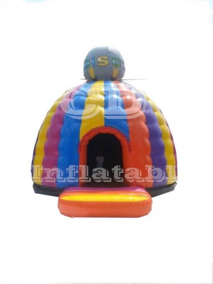 Disco gonflable pour les enfants!
