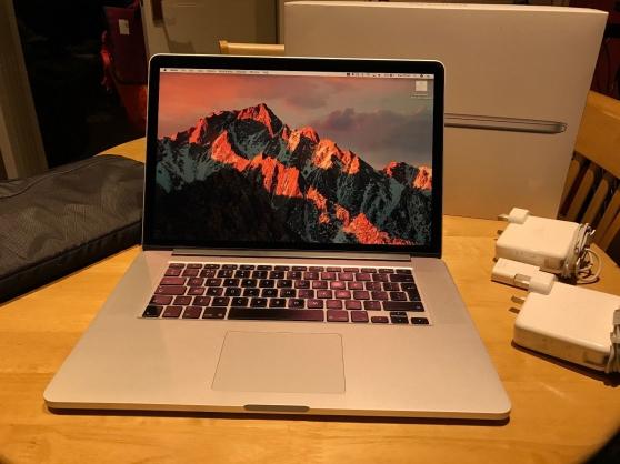 "MacBook Pro 15"" Retina Display"