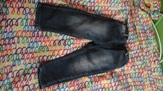 3 pantalons jean 3 ans ou 98 cm