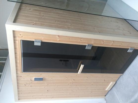 Sauna Tylö 2 places état neuf